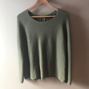 Softest Green knit Sweater